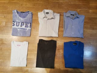 pack ropa hombre n°6
