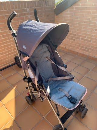 Oportunidad Cochecito bebé Maclaren con saco
