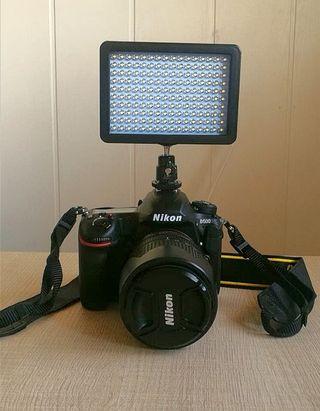 Foco Led fotografía y vídeo