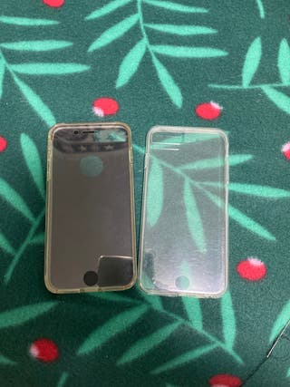 Fundas dobles iPhone 7/8 plus