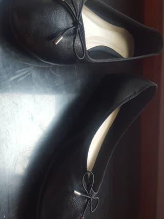 zapatos de mujer negros