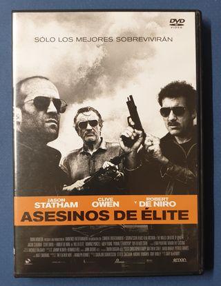 DVD - Asesinos de élite