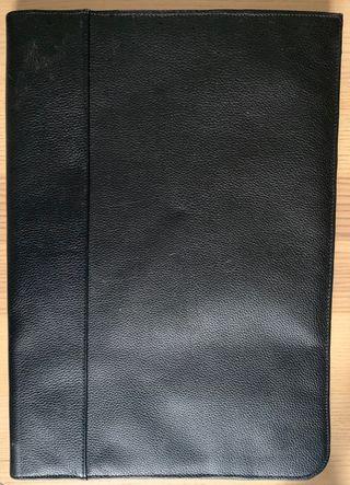 Carpeta de piel de BMW serie 7