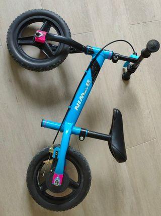 balance bike bicicleta sin pedales