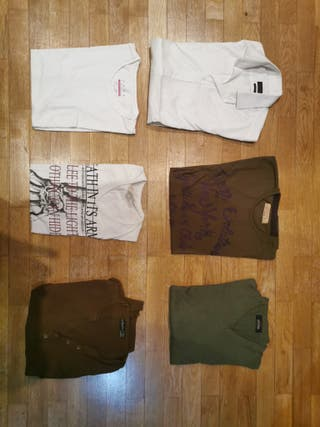 pack ropa hombre n°9.