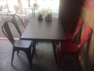 Mesas para restaurante o bar..