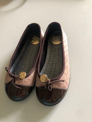 Zapatos niña, número 29