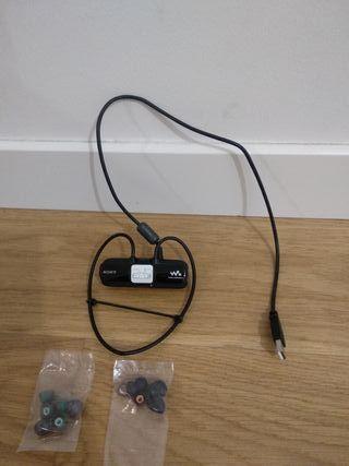 Reproductor MP3 con auriculares inalambrico