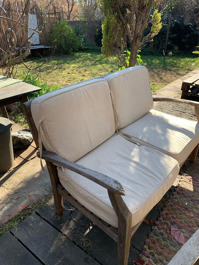 Pack mueble de jardin
