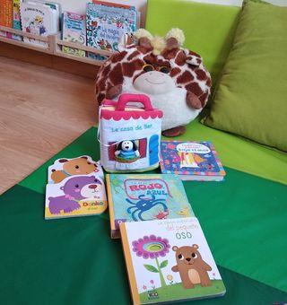La casa de Ben + regalo de 5 libros