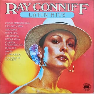 Vinilo LP Ray Conniff Latin hits