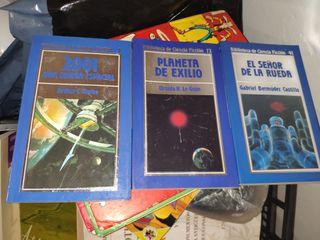 100 libros de ciencia ficción