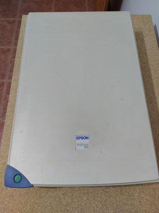 Escáner Epson Perfection 610