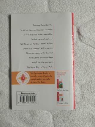 The Secret Diary of Adrian Mole Ed. Burlington