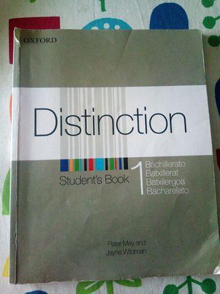 libro inglés Oxford 1º bachillerato