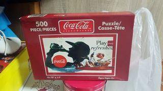 puzzle de Coca-Cola