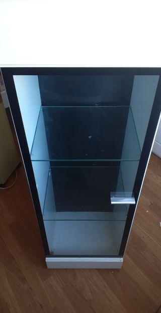 armario vitrina individual ikea