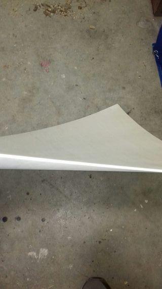 suelo blanco plástico 5mm