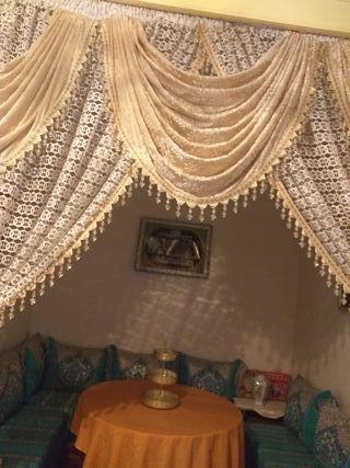 Cortina Salón Marroquí