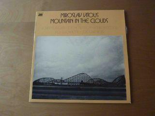 Jazz Miroslav Vitous.Mountain in the clouds.Vinilo