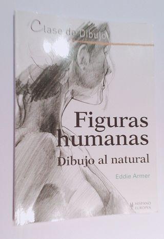 Libro de DIBUJO al NATURAL, NUEVO!