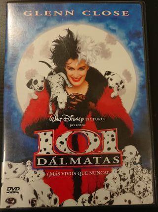 101 Dalmatas dvd Disney