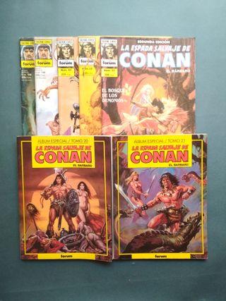 Cómics Conan