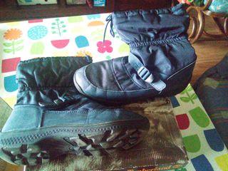 botas pre-esqui