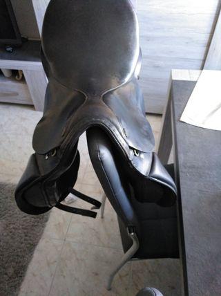 silla de montar de principiantes