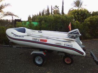 barca neumatica yam 310 Zodiac.