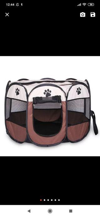 Parquecito, jaula, corralito, perrera mascotas