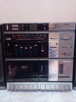 Radio cassette grande