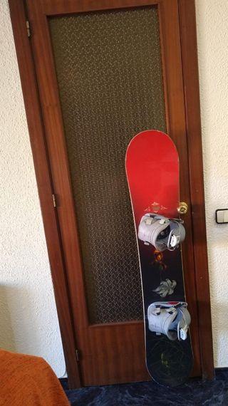 tabla snowboard Burton troop