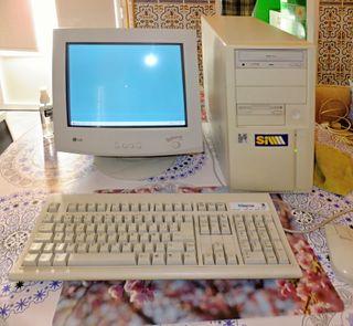 Ordenador torre Pentium buen estado