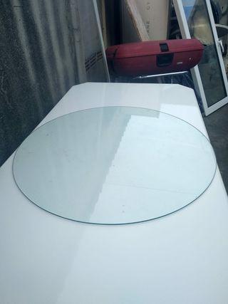 cristales de mesa camilla 80centímetros