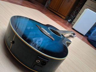 Guitarra electroacústica Academy
