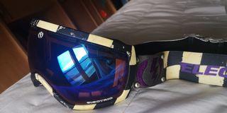 gafas snow electric