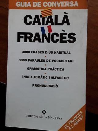 GUIA DE CONVERSA CATALA FRANCES - KALMAN FALUBA