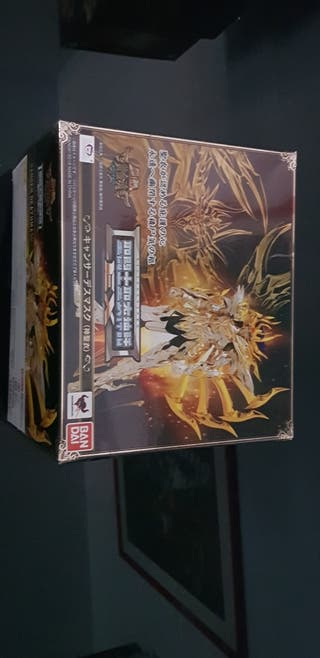 Cancer Deathmask SoG EX Bandai myth cloth