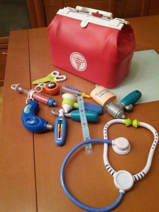 Maletin de medico- Botiquin