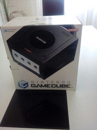 Caja de Gamecube