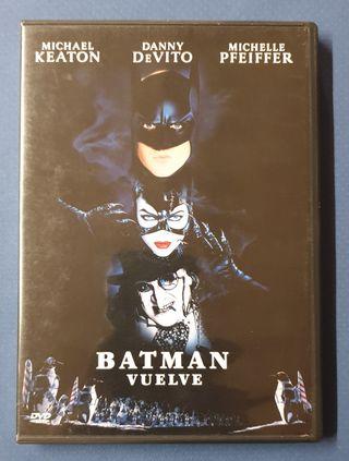 DVD - Batman vuelve