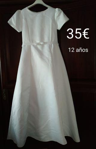 Trajes y vestidos de comunión