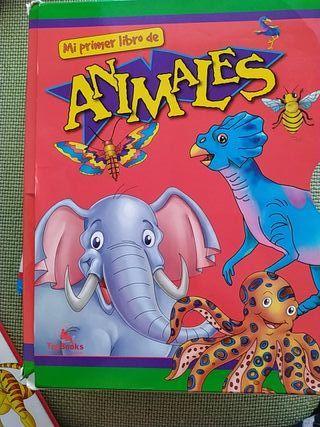 libros infantiles de animales