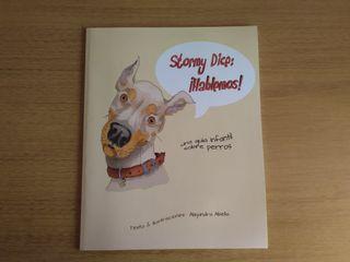 Libro infantil Stormy dice: ¡hablemos!