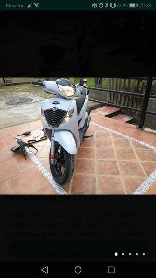 Moto SH