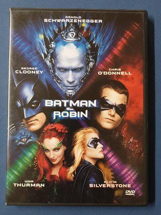 DVD - Batman & Robin