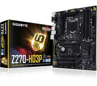Placa base Gigabyte z270 hd3p