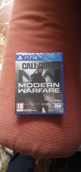 Modern Wafare Call of Duty ps4