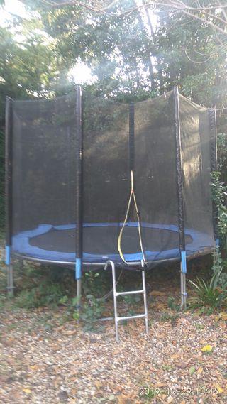 cama elastica de saltar